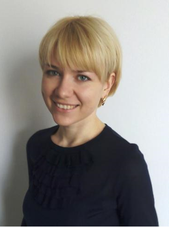 Yuliia Chernetska