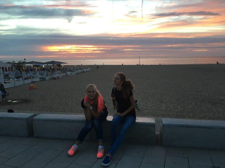 Катерина Шкель і Катерина Букрєєва, Гронінген